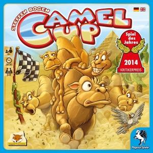 Camel Up - Spiel des Jahres 2014 im Test